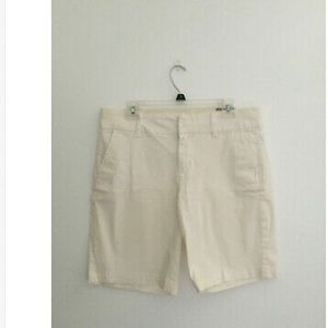 Bass Ivory Shorts sz 10 New NWT